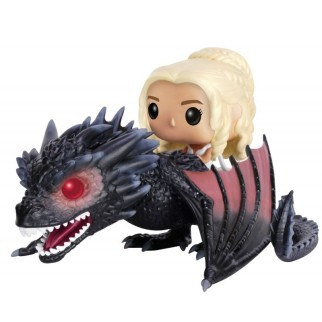 Figurine POP Daenerys & Drogon