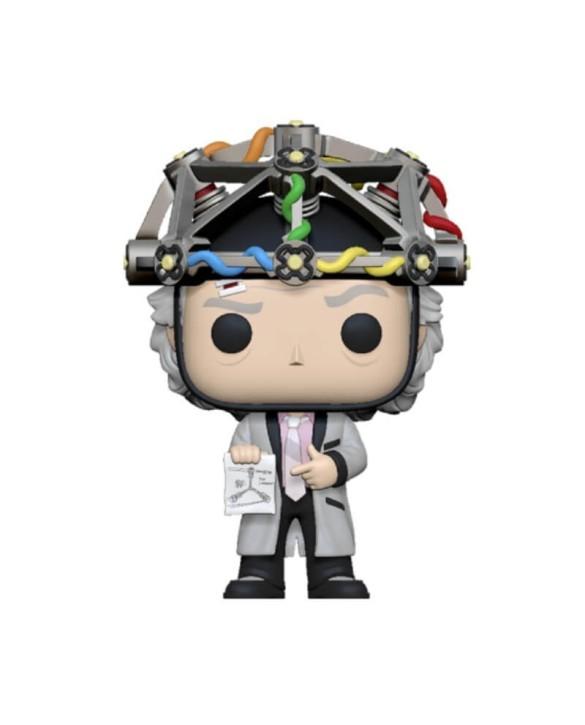 """Figurine Pop RVLF - """"Doc avec casque"""""""
