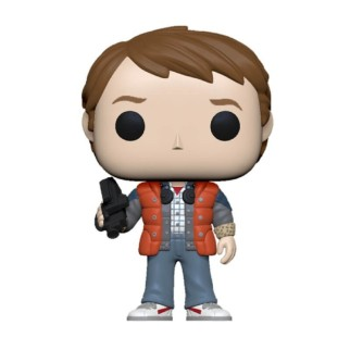 "Figurine Pop RVLF - ""Marty avec gilet"""
