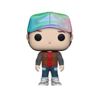 Figurine Funko Pop Marty en vêtements du futur - Retour vers le Futur N°962