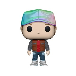 "Figurine Pop RVLF - ""Marty en vêtements du futur"""