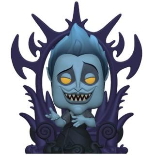 Figurine Pop Disney Vilains XL - Hades sur trône