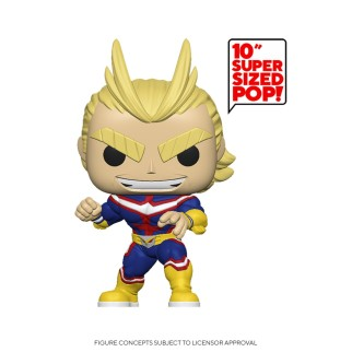 Figurine Pop 25cm My Héro Academia - All Might