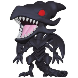 "Figurine Pop Yu-Gi-Oh - ""Dragon noir aux yeux rouges"""