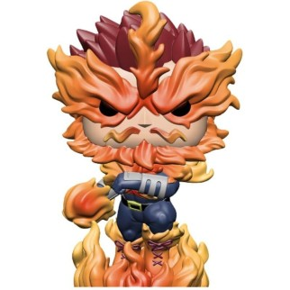 "Figurine Pop My Hero Academia - ""Endeavor"""