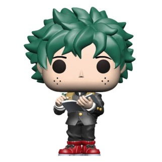 "Figurine Pop My Hero Academia - ""Deku (uniforme)"""