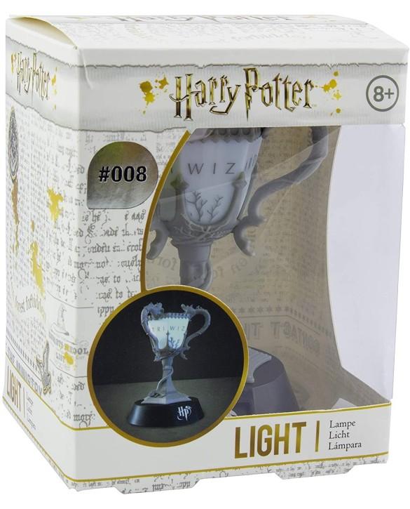 Veilleuse 3D Harry Potter - Coupe des 3 sorciers