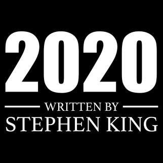 """T-shirt """"2020"""""""
