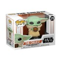 "Figurine Pop Star Wars - Mandalorian ""The Child with Cup"""