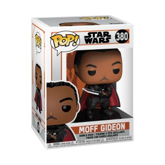 "Figurine Pop Star Wars - Mandalorian ""Moff Gideon"""