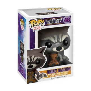 "T-shirt ""I Am Groot"" + Pop Rocket Raccoon OFFERTE"