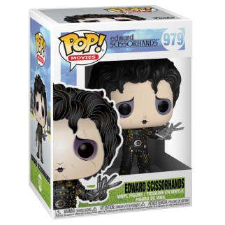 Figurine Pop Edward aux mains d'argent - Edward