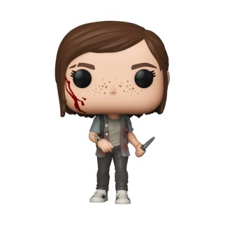 Figurine Funko Pop The Last Of Us 2 : Ellie