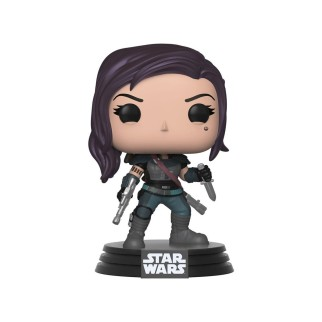 "Figurine Pop Star Wars - Mandalorian ""Cara Dune"""