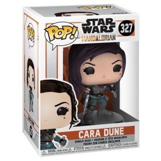 "Figurine Pop Star Wars - Mandalorian ""Cara Dune"""