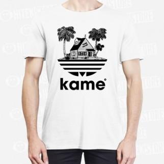 """T-shirt """"Kame House"""" + Mug 3D Vegeta thermique OFFERT"""