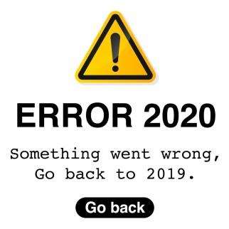"T-shirt ""Go Back 2019"""