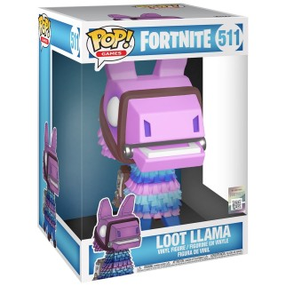"Figurine Pop XXL 25cm - Fortnite ""Loot Llama"""
