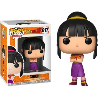 "Figurine Pop Dragon Ball Z ""Chichi'' N°617"
