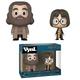 Pack 2 Vynl. Harry Potter - Hagrid & Harry