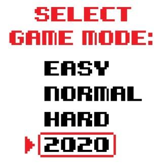 "T-shirt ""Niveau 2020"""