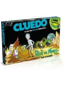 Cluedo Rick & Morty - version française