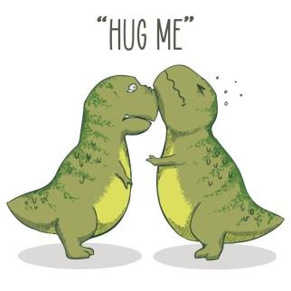 """T-shirt """"Hug Me !"""""""