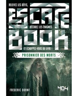 Escape Book Zombie - Prisonnier des morts
