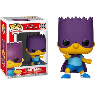 Figurine Pop The Simpsons - Bartman