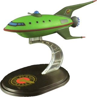 Vaisseau Futurama - Planet Express