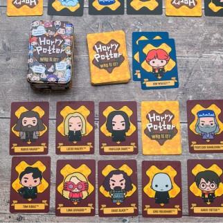 Jeu de cartes Harry Potter - Who Is It ?