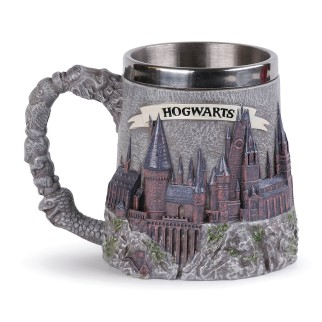 Mug 3D Harry Potter - Poudlard