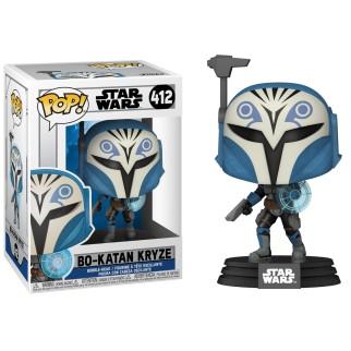 "Figurine Funko Pop Star Wars - ""Bo-Katan Kryse"" N°412"