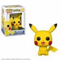 Figurine Funko Pop Pokemon - Pikachu N°353