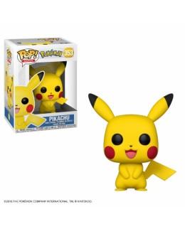 Figurine Funko Pop Pikachu - Pokemon N°353
