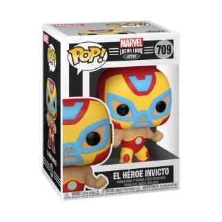 Figurine Funko Pop - El Heroe Invicto - Marvel/Lucha Libre N°709