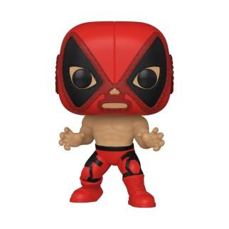 Figurine Funko Pop - El Chimichanga de la Muerte - Marvel/Lucha Libre N°712