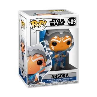 """Figurine Funko Pop Star Wars - """"Ahsoka"""" N°409"""