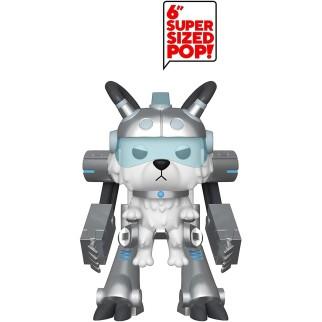 Figurine Funko Pop XL 20cm - Exoskeleton Snowball - Rick & Morty N°569