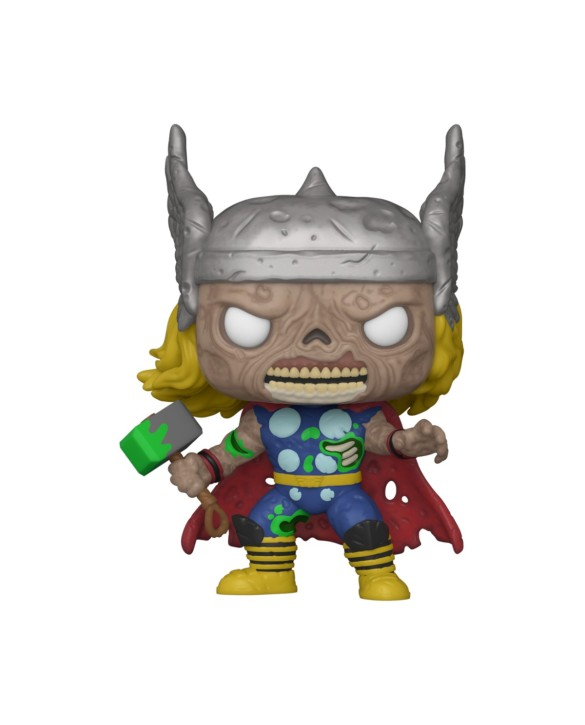 Figurine Funko Pop - Zombie Thor - Marvel N°787