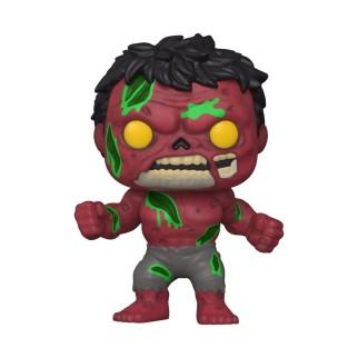 Figurine Funko Pop - Zombie Hulk - Marvel N°790