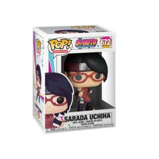 Figurine Funko Pop - Sarada Uchiha - Boruto N°672