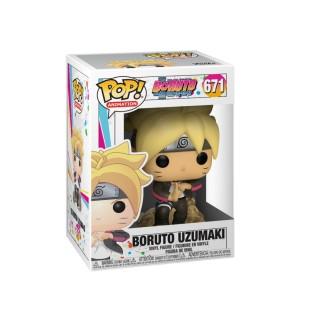 Figurine Funko Pop - Boruto Uzumaki - Boruto N°671