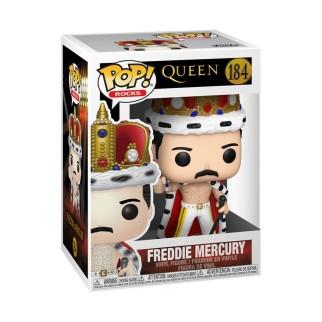 Figurine Funko Pop Album - Freddie Mercury Le Roi - Queen N°184