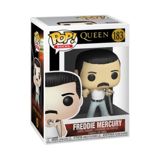 Figurine Funko Pop Album - Freddie Mercury Radio Gaga - Queen N°183