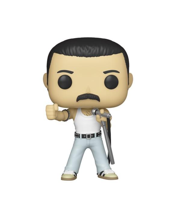 Figurine Funko Pop - Freddie Mercury Radio Gaga - Queen N°183