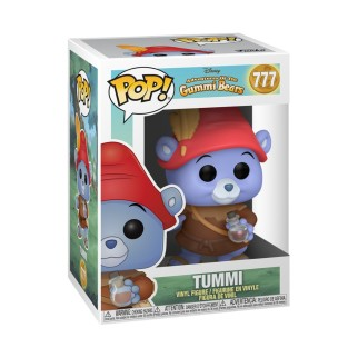 Figurine Funko Pop Les Gummi - Tummi