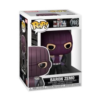 Figurine Funko Pop Baron Zemo - Le Faucon et le Soldat de l'Hiver N°702