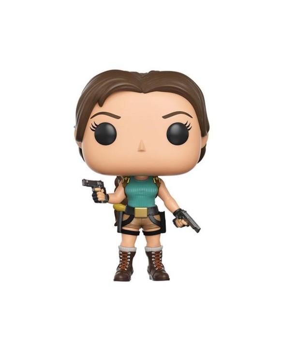 Figurine Pop Lara Croft
