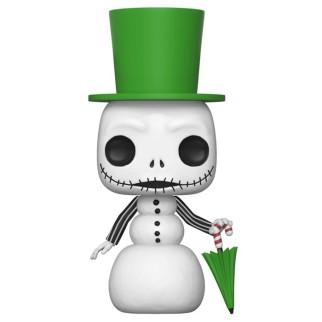 """Figurine Pop L'Étrange Noël de monsieur Jack """"Jack Bonhomme de Neige"""""""